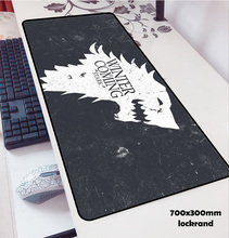 olwonow Game of Thrones mouse pads 70x30cm to mouse notbook computer gaming mousepad