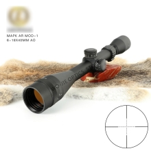 купить Leupold 6-18x40 Riflescope Tactical Optical Rifle Scope Sniper Hunting Rifle Scopes Long Range Airsoft Rifle Scope онлайн