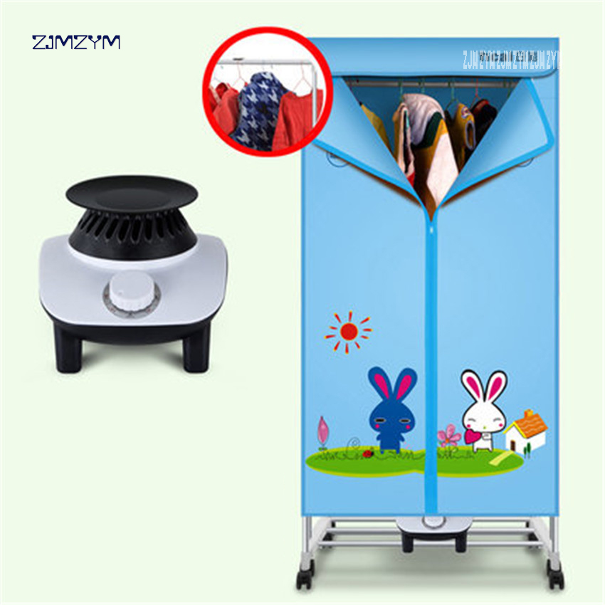 220V/50 Hz Double layers of large capacity clothes dryers Household floor power-saving mute dehumidification clothes dryer RC-R3 tp760 765 hz d7 0 1221a