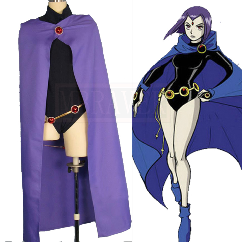 Online Buy Wholesale Raven Cosplay From China Raven -6584