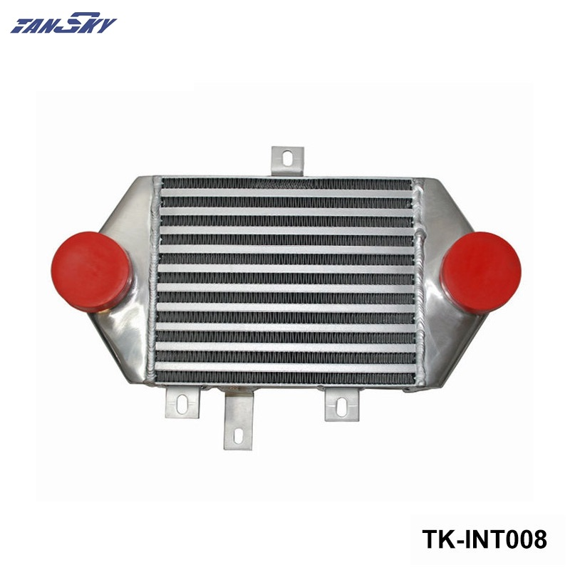 Intercooler FOR TOYOTA MR2 SW20 90-95 (coresize:240*195*100mm) OD:63mm TK-INT008 epman intercooler for toyota starlet ep82 91 ic 600 263 70mm od 63mm ep int0015