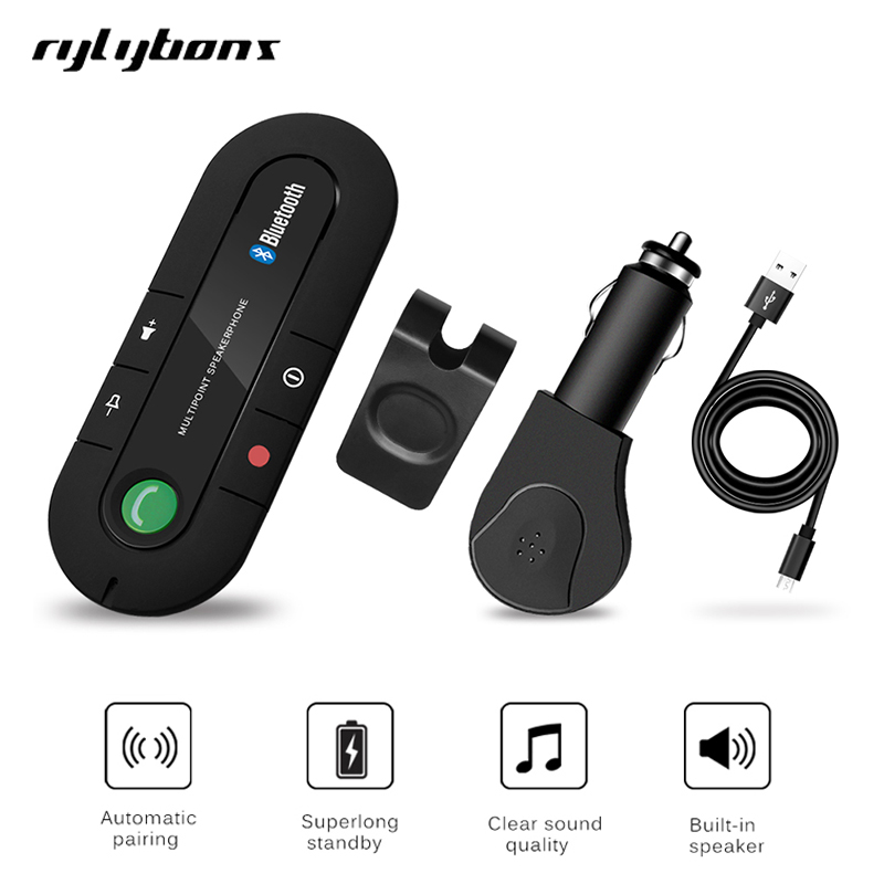 Bluetooth Car Stereo Kit Blackweb Bluetooth Fm Transmitter Amazon Bluetooth Aux Vmesnik Bluetooth Adapter Guide: Sun Visor Car Bluetooth Speakerphone Car Bluetooth Speaker
