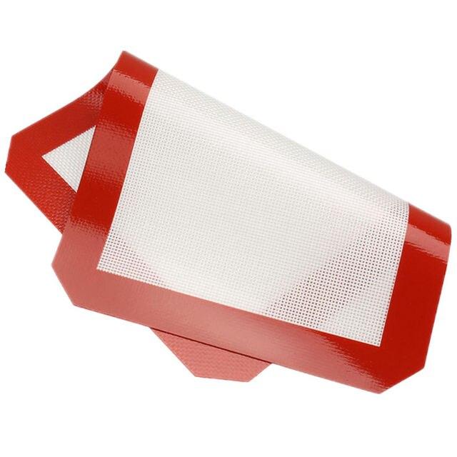 1 Pezzo Antiaderente In Silicone Cottura Stuoia di Cottura Pan Liner Teglia