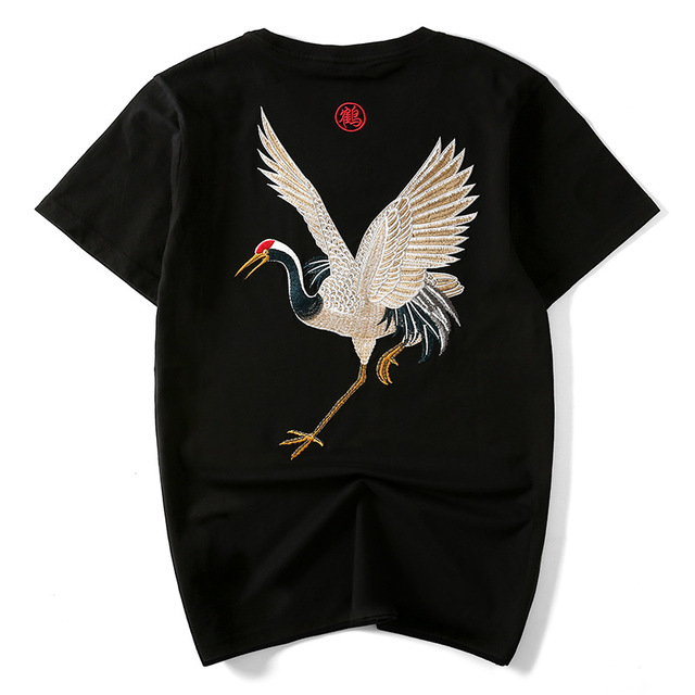 Chinese Embroidery Crane T...