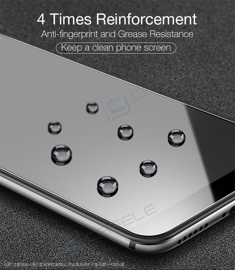 5. Tempered Glass Film For Xiaomi Mi 6X