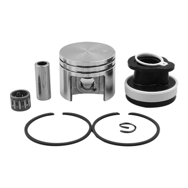 38Mm Piston Pin Ring Circlip Intake Manifold Needle Bearing Kit For Stihl Ms180 018 Ms 180 Chainsaw Spare Parts