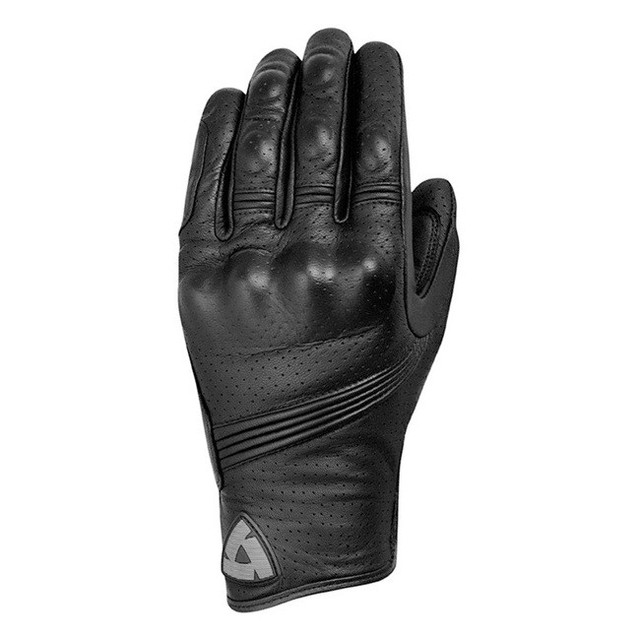 Motorcycle Riding Gloves Leather Full Finger Protection Glove