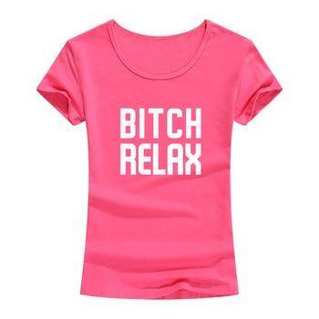 Футболка с надписью «Bitch» для отдыха, женская футболка в стиле рок-н-ролл, панк, в стиле Свэг с коротким рукавом, женская футболка, хипстерская брендовая одежда