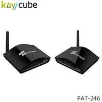 PAT 246 AV Sender 2 4Ghz Smart Digital STB Wireless Sharing IR Remote Extender Audio Video