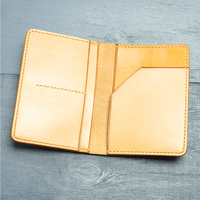 genuine leather passport cover for unisex summer new arrivals passport holder for travel documents case high quality card holder