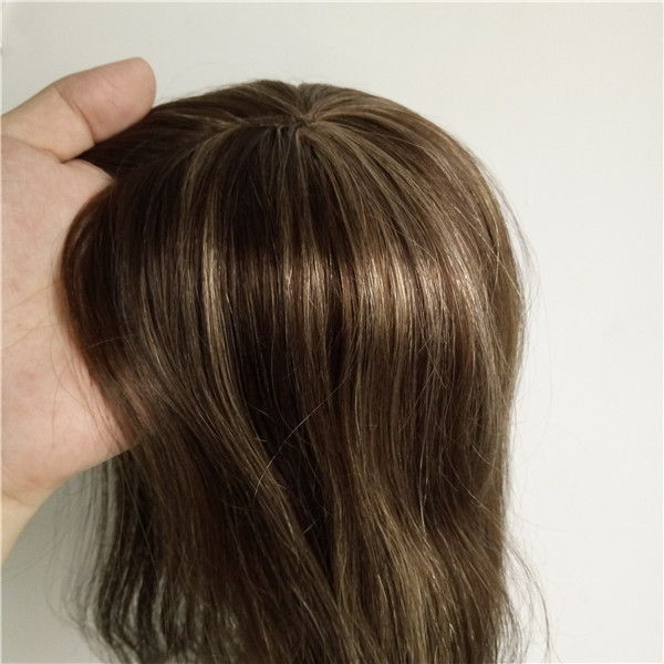 Microline Thinning Hair Solutions For Women Fish Net Top Pieces With