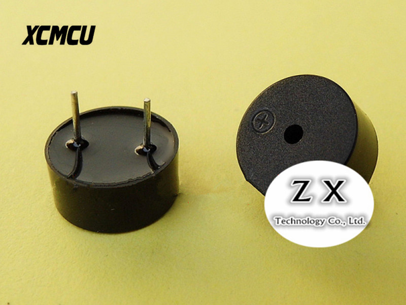 14*7mm buzzer YD13240A Piezoelectric type Passive buzzer diameter 14mm Height 7mm Pin spacing7.6mm