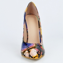 2018 New Arrival Plus Big Size 34-47 Multi-color Fashion Sexy High Heel Spring Autumn Girl Female Lady Shoes Women Pumps D1139
