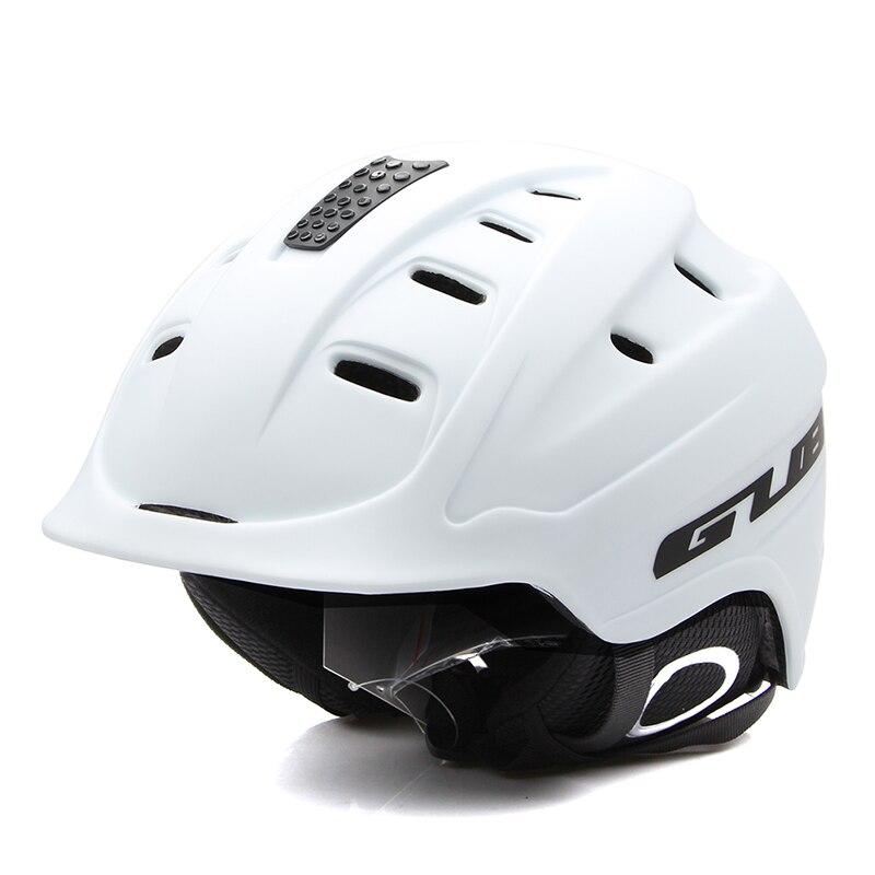 Casque de Ski hommes et femmes adulte léger Double placage casque Ski Sports équipement de protection