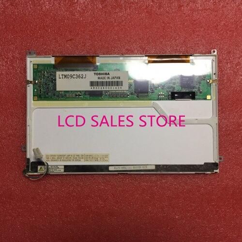LTM09C362J  8.9 INCH INDUSTRIAL MONITOR LCD  ORIGINAL CCFL 1024*600 HIGH RESOLUTION LVDS 14 PINS LTPS TFT-LCD