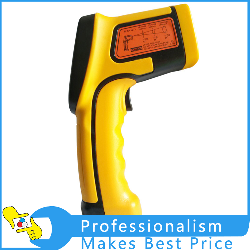 Non-Contact Digtial Infrared Thermometer AS862A -50C~900C(-58F~1652F)