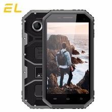 Waterproof Original 4.5 Inches EL W6 Mobile Phone IP68 Rugged Cell phone 8GB ROM 1GB RAM Dual Sim Unlocked China Cheap Phones