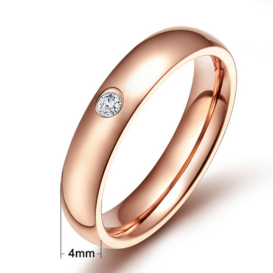 G36 Real Italina Genuine Austria Crystal gold Color Rings for Women Anti Allergies
