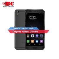 Original GOME K1 Fingerprint ID 4G LTE Mobile Phone 4G RAM 128G ROM 5 2 Inch