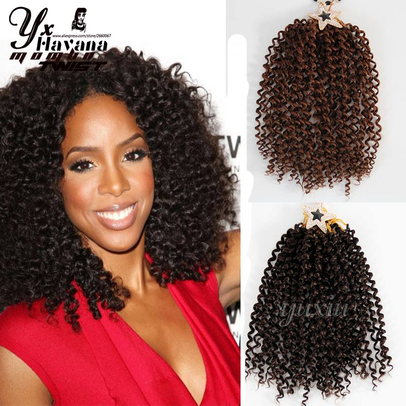 6bundles curly Synthetic Jerry Curly Hair Extension ...