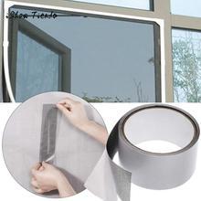 Защитная пленка для двери от насекомых, водонепроницаемая, от комаров, защитная пленка, крепкий клей, хорошая проницаемость и воздухопроницаемость