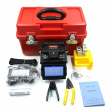 DVP-740 Fiber Optic Core To Alignment Fusion Splicer 0.02dB Splice Loss With 5 Languages