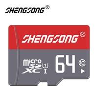 Реальная емкость class 10 micro sd 32 ГБ usb flash 64 ГБ карты памяти micro sd Card 16 ГБ 8 ГБ картао де карты памяти карты sdhc/sdxc