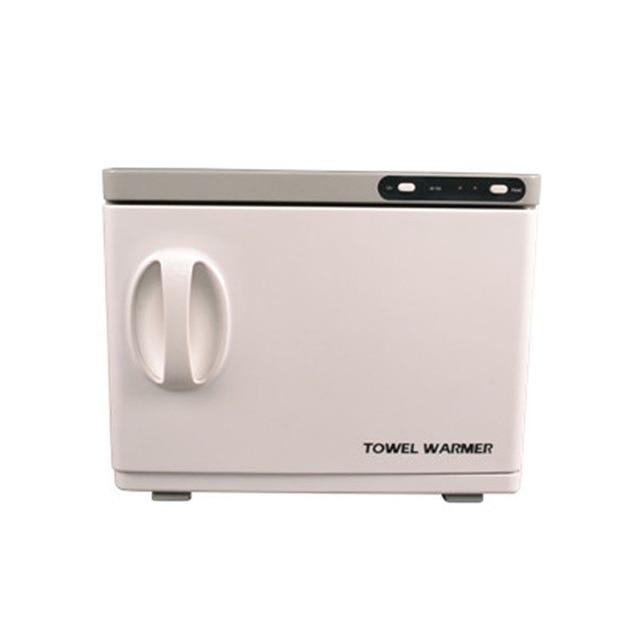 UV Sterilizer Towel Warmer Cabinet Pedicure Nail Spa Beauty Salon Equipment  23L