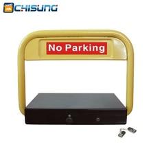 Remote Control Solar Parking Bay Barrier/solar energy parking barrier