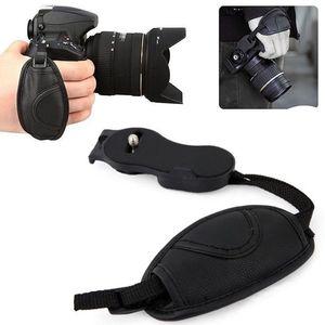 Image 1 - 소니 DSLR 카메라에 대한 캐논에 대한 니콘에 대한 고품질의 카메라 Correa 가짜 가죽 손 그립 손목 스트랩 사진 스튜디오 액세서리