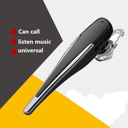 Free shipping Wireless Bluetooth Earphone Handsfree Stereo Music Headset Headphone with Microphone Universal for iPhone Samsung universal n900 bluetooth headset v4 0 stereo bluetooth headphone wireless bluetooth earphone handsfree for samsung iphone 4 5 5s