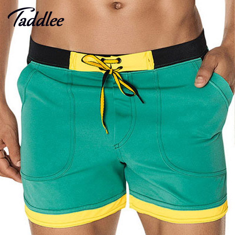 Mesh Lined Mens Swimming Shorts Nylon Quick Dry Swimwear Men Short Surf Swim Trunks Beach Leisure Sport Wear Swimsuit Briefs Man Distinctive For Its Traditional Properties Swimming Body Suits