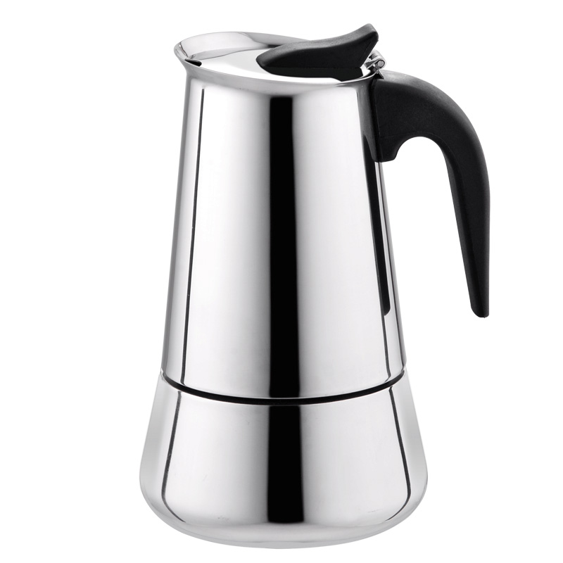 Portable Coffee Maker Coffee Pot Italian Coffee Maker Stainless Steel Italian Coffee Machine Household Portable Espresso Machine electric 120w coffee machine espresso americano coffee maker for household with 1 pcs coffee pot tea machine