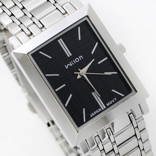 Fashion WILON Brand Simple Square Wristwatches Male Lady Couple Watches Korean Dress Clock  Men Woman Lovers' Steel WristWatches ipas dynamic guidance line intelligent directive parking track lines ccd rear view camera for volvo avis avs326cpr 106