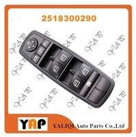 Interruptor da janela de poder Frente de Esquerda PARA FITMercedes-Benz W164 GL320 ML320 ML350 GL550 2518300290 641-00111L DWS-1388 2007-2012