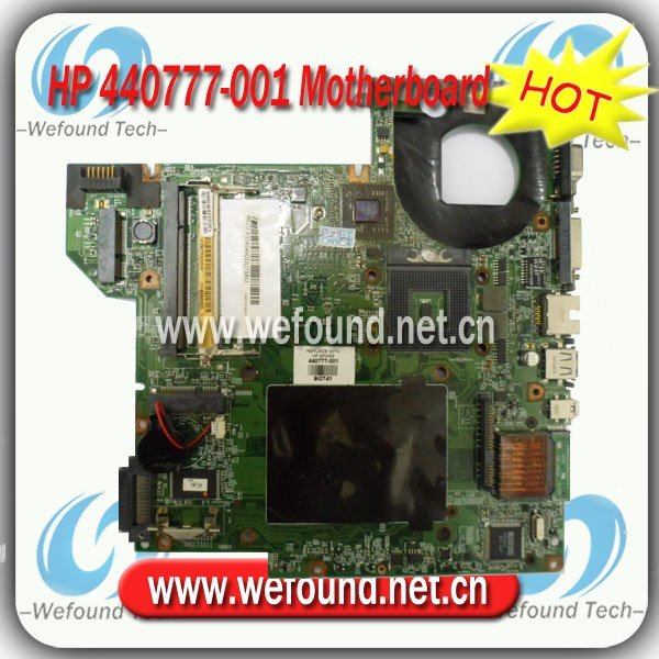 440777-001,Laptop Motherboard for HP Pavilion dv2000, Compaq Presario V3000 series,Mainboard,System Board