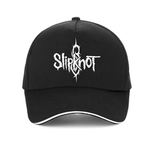 Heavy metal band cap Printing Punk Rock Band Slipknot Baseball caps Hiphop Snapback Hat adjustable bone gorras