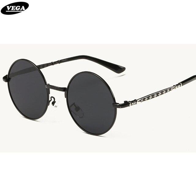 VEGA niños lindos círculo Retro ciudad sol para niñas niños polarizadas  gafas de seguridad 2509 12ea8569401a