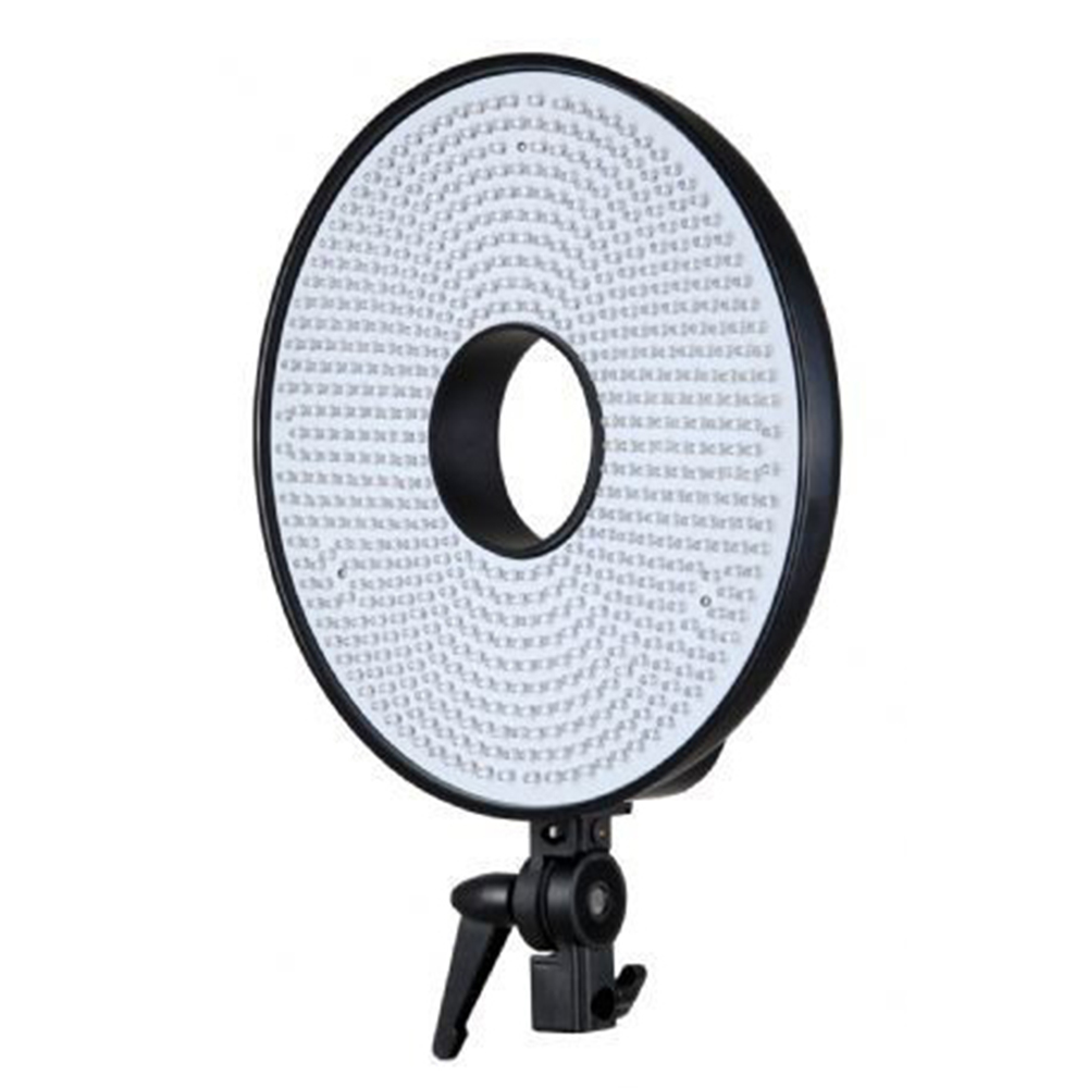 falcon eyes 630 led ring light lamp dimmable 3000k 7000k bi color color temperature adjustable. Black Bedroom Furniture Sets. Home Design Ideas