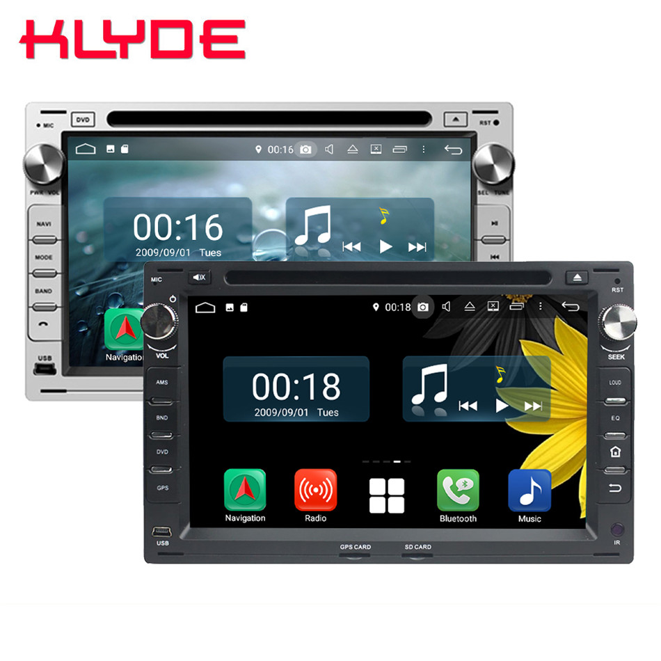 Octa Core 4G Android 8.1 4GB RAM+64GB Car DVD Player Radio For Skoda Octavia Superb/Seat Leon Alhambra Toledo Ibiza/Ford Galaxy