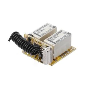 Image 5 - รีเลย์รีเลย์รีเลย์สวิทช์ 2CH DC3.7V 4.2V 5V 6V 7.4V 8.4V 9V 12V 0V Contact แห้งรีเลย์สลับมูลค่าไม่มี COM NC 315MHz 433MHz