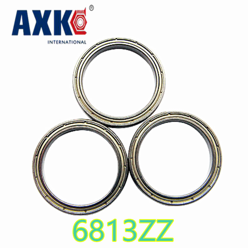 2018 Promotion Hot Sale Ball Bearing 6813zz 6813-2rs S6813zz S6813-2rs Abec-1 (4pcs) 65x85x10mm Metric Thin Section Bearings 2018 sale limited steel rolamentos ball bearing 6838 2rs 190x240x24mm metric thin section bearings 61838 rs