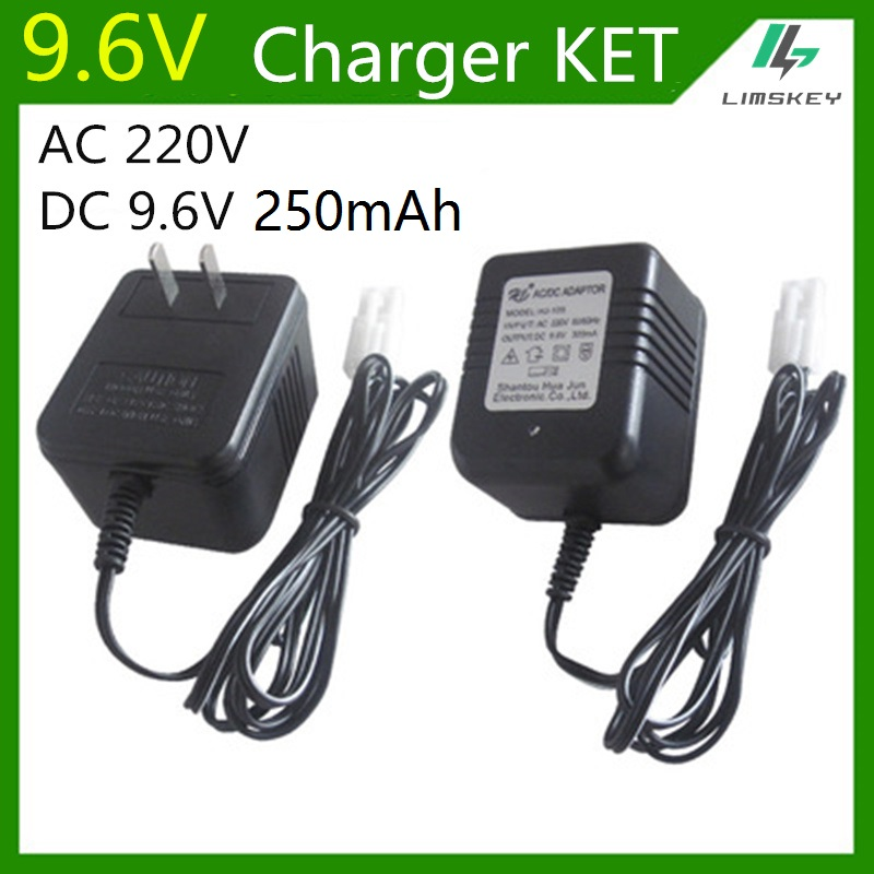 Accessories & Parts 7.2v 250 Ma Charger Fpr Nicd And Nimh Battery Pack Charger For Toy Rc Car Ac 110v-240v Dc 7.2v 250ma Sm Black Plug