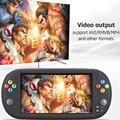 X16 7 Inch Spielkonsole Handheld Tragbare 8GB Retro Klassische Video Spiel Player für Neogeo Arcade Handheld Spiel Spieler förderung