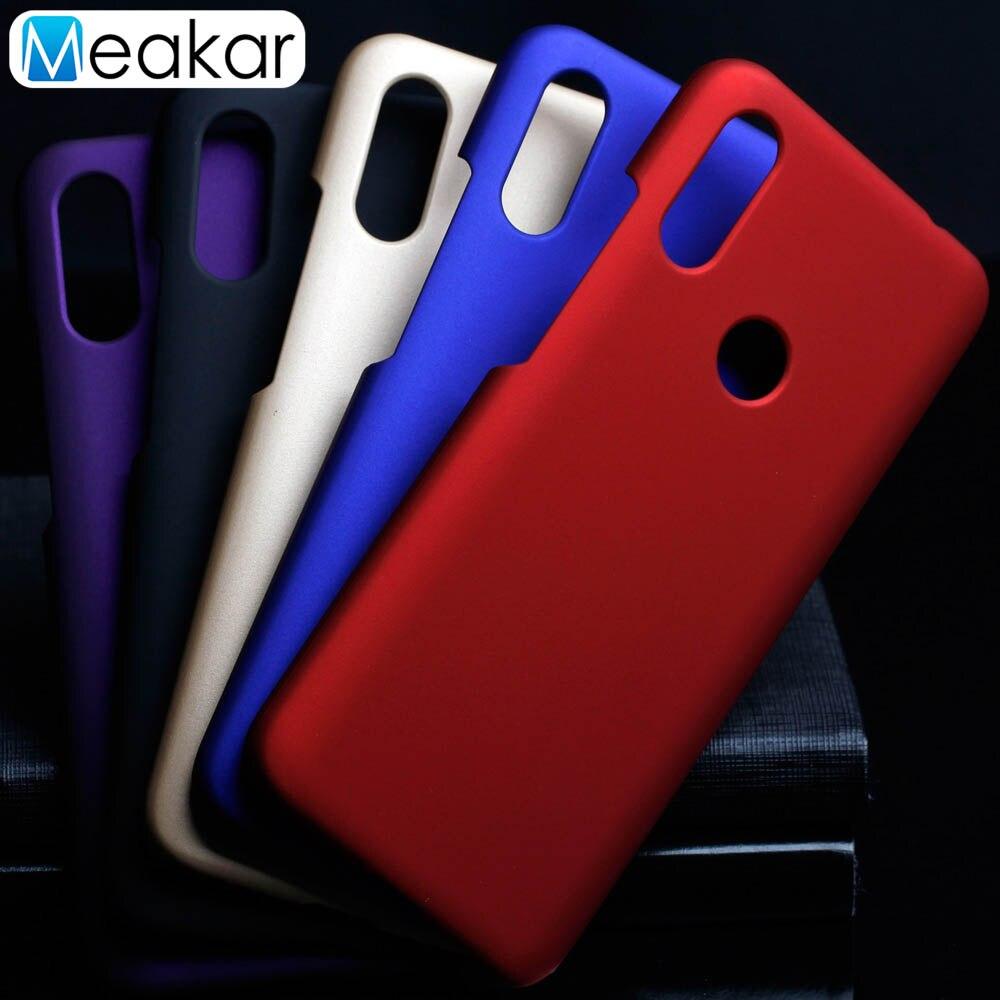 Capa fosca de plástico para celular, capinha 6.26for xiaomi redmi 7 8 y3 redmi7 redmi8 redmiy3 capa coque cobrir