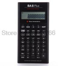 2016 Ti BAII Plus Professional CFA 10 Digits Led Calculatrice Calculadora  Financial Calculations Students Financial Calculator