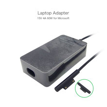 New Arrival 15V 4A 65W Laptop Power Adapter With USB 5V1A Notebook Charger for Microsoft Surface Pro4 Book A1706 Ultrabook