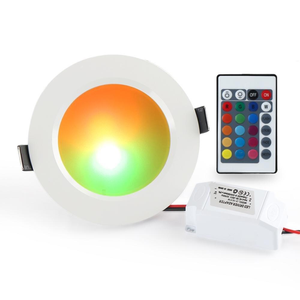 5 հատ / Լոտ 5W / 10W RGB LED վահանակային - Ներքին լուսավորություն - Լուսանկար 3