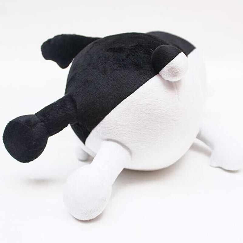 2019 Dangan Ronpa Super Danganronpa 2 Monokuma черный и белый медведь плюшевая игрушка мягкая чучела кукла подарок на день рождения для детей