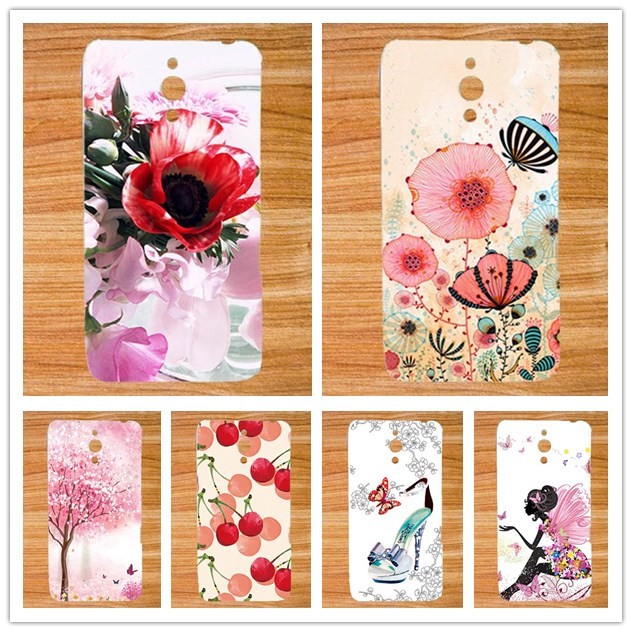 cheaper 88034 3d5c7 US $1.98 | New Arrival Fashion Perfect Design Phone Cover Case For Alcatel  One Touch Pixi 4 (6) 6.0 OT 8050D OT8050 8050D back cover-in Half-wrapped  ...